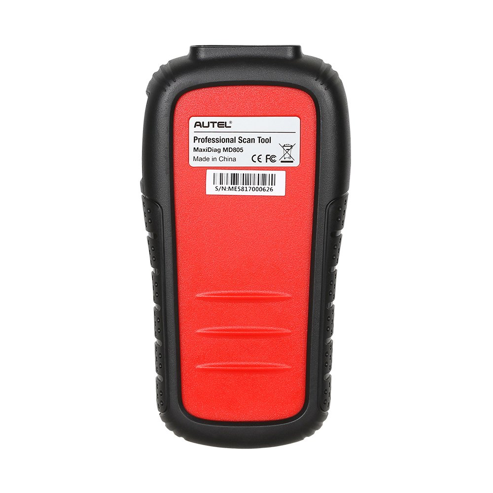 Autel MaxiDiag MD805 (Autel MD802)Scan tool All System Engine, Transmission, ABS, Airbag,EPB,OIL Service Reset & Electronic modules by Autel (Image #9)