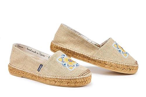 Viscata Barcelona BarcelonetaBarcino - Alpargatas Mujer: Amazon.es: Zapatos y complementos