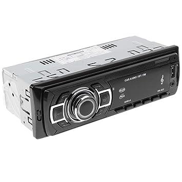 KESOTO Nuevo Autoradio Coche Reproductor de MP3 Lector de Tarjeta ...