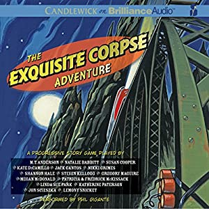 The Exquisite Corpse Adventure Audiobook
