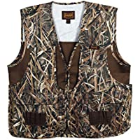 Gamehide Camo Front Loading Upland Dove Hunting Vest with...