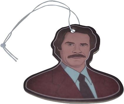 Ambientador De Ron Burgundy Will Ferrell como ... - Amazon.es