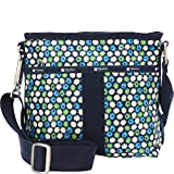 LeSportsac Women's Essential Crossbody Travel Daisy Cross Body