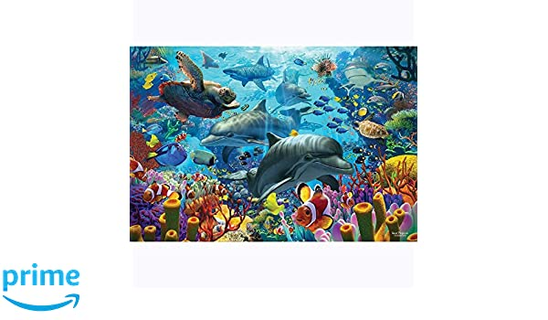 CBL89005 Coral Sea Cobblehill Puzzles 2000 pc