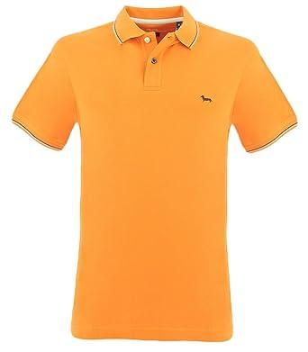 02357b50c Harmont & Blaine Stretch Poloshirt XXXL at Amazon Men's Clothing store: