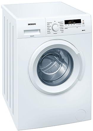Hervorragend Siemens WM14B2H2 Waschmaschinen/Frontlader (Freistehend), 85 cm MD28
