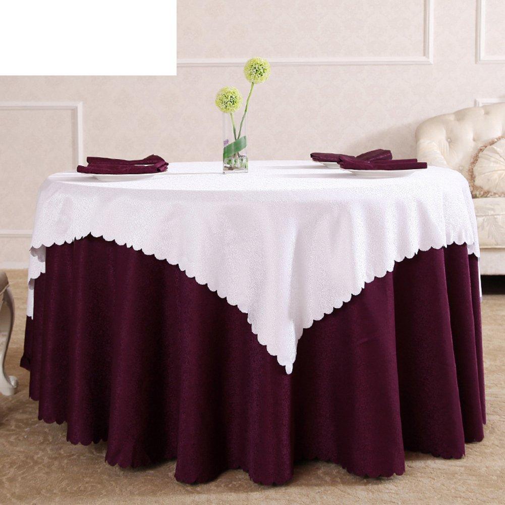 European-Style-Tischdecke Tuch  Mode-Tuch Rundtischdecken einfache und moderne Couchtisch Tischdecken-A Durchmesser220cm(87inch) B01N4BA0T8 Tischdecken Moderne und elegante Mode  | Hohe Qualität