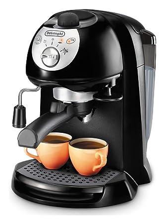 B máquina Café Cápsulas y polvo 1050 W 1 litro color negro/silver: Amazon.es: Hogar