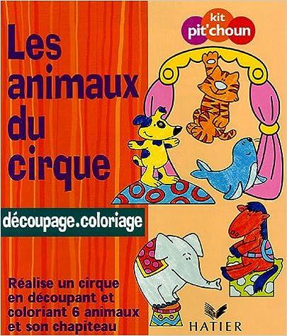Coloriage Cirque Pdf.Telecharger Ebooks Pour Android Les Animaux Du Cirque Realise