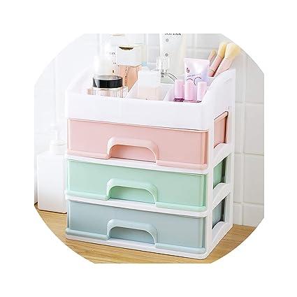 Amazon.com Makeup Organizer Drawers Plastic Cosmetic