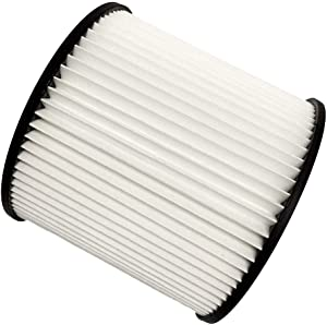 Studyset Vacuum Filters Replacement, Filter Cartridge Fits Shop Vacuum Wet Dry Replace 90304 9030400 903-04-00 9034