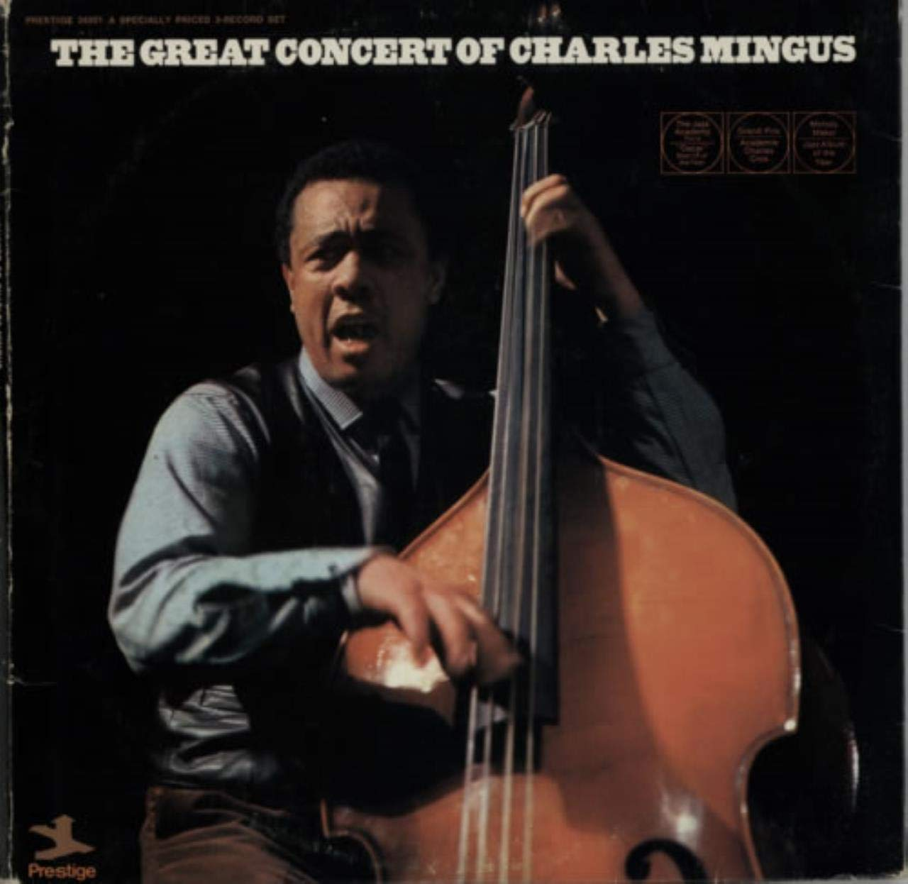 Image result for Charles Mingus: The Great Concert of Charles Mingus