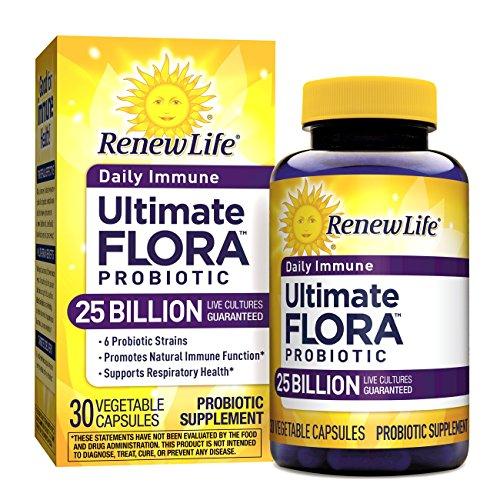 Renew Life Ultimate Probiotic vegetable