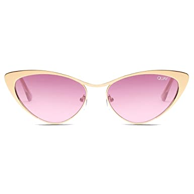 8cd0ae8ebbe Amazon.com  Quay Australia BO   Women s Sunglasses Angular Cateye ...