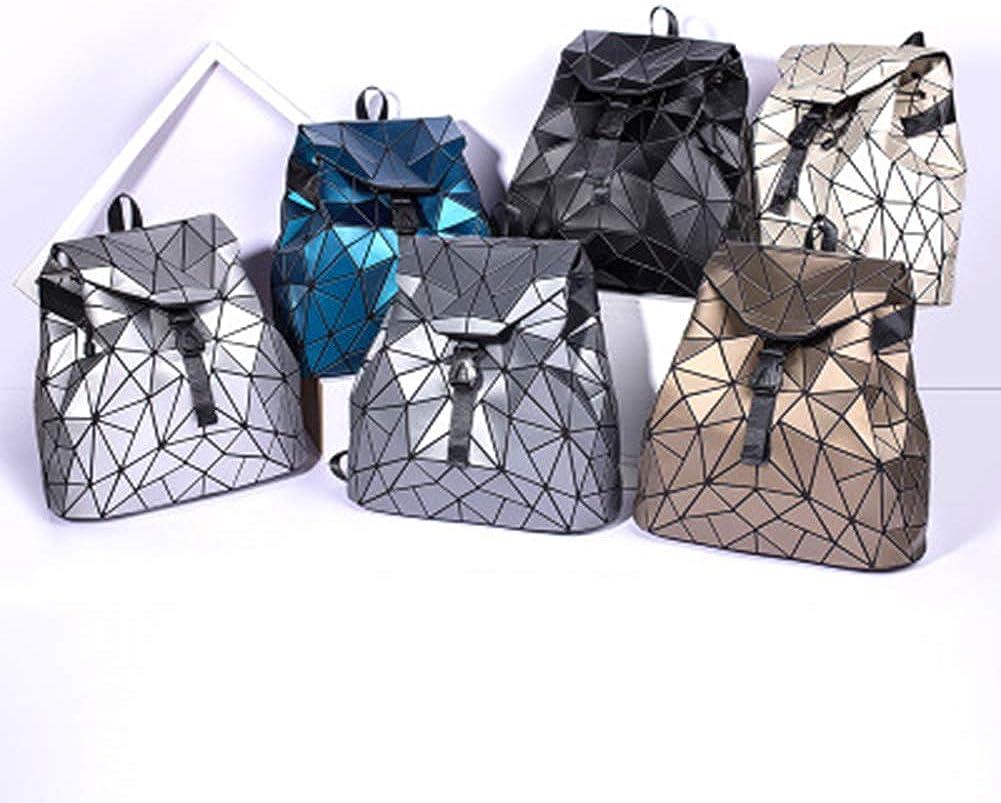 Pus, borsa a tracolla doppia, stella con lo stesso tacco, alla moda, con diamanti colorati, zaino per ragazze, campus da viaggio all'aperto Nero