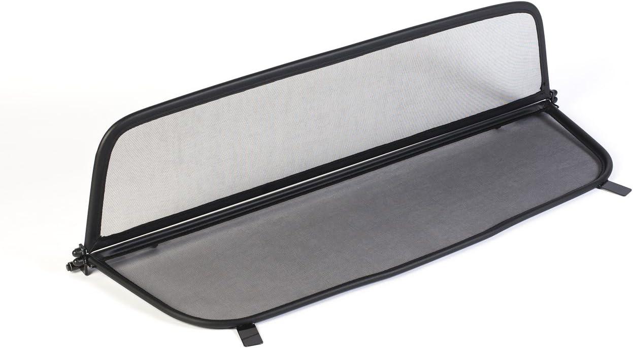 2008-2015 D/éflecteur de Vent SS Tief Tech D/éflecteur dair pour Peugeot 207