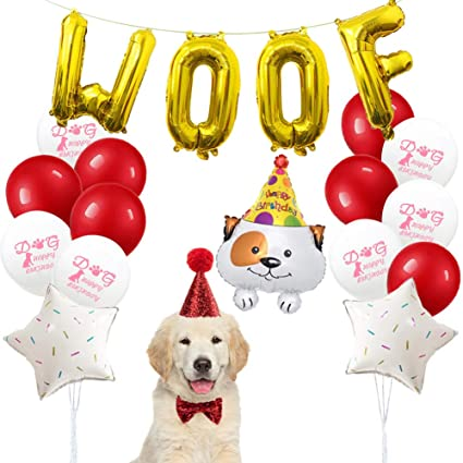ETLEE Dog Party Supplies