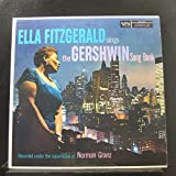 Ella Fitzgerald Sings the Gershwin Song Book (Volume 1)
