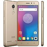 Smartphone Lenovo Vibe K6 Dual Chip Android Tela 5 32GB 4G Câmera 13MP - Dourado