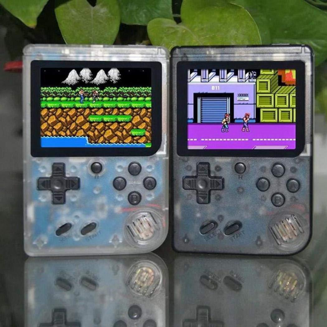 KOKOBUY Portable Built-in 168 Games Mini Handheld Game Console by KOKOBUY (Image #7)