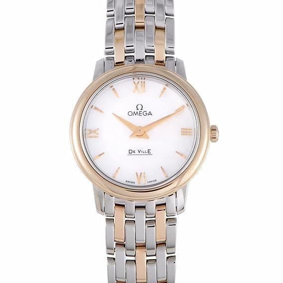 Omega Seamaster cuarzo mujer reloj 424.20.27.60.05.002 (Certificado) de segunda mano