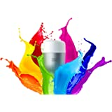 Xiaomi Mi Smart LED White and Colorful Light Bulb with 16 Million Colors and App Remote Control, 10W, MJDO02YL E27 - Colorful