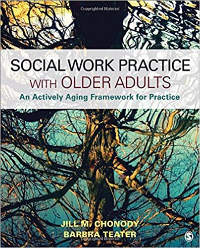 Social Work Practice With Older Adults An Actively Aging Framework for Practice