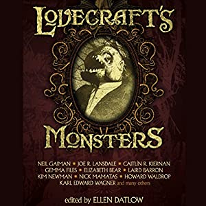 Lovecraft's Monsters Hörbuch