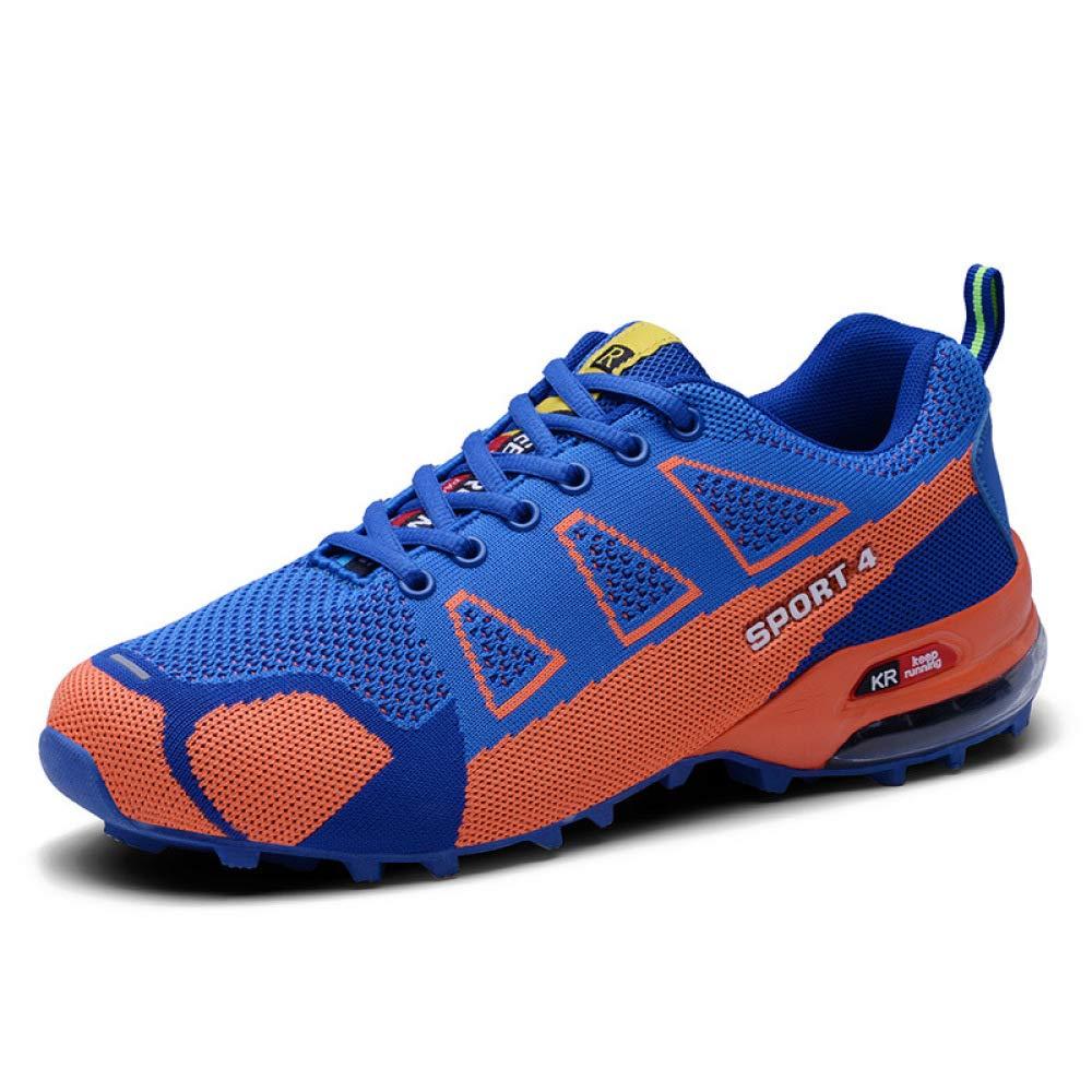 XIAOLONGY XIAOLONGY XIAOLONGY Wandern Schuhe Männer Sommer Reise Im Freien Fliegende Gewebte Schuhe Große Größe 48 Sportschuhe Lauf Luftpolster Herrenschuhe b4fecd