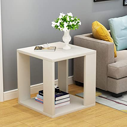 HUO Coffee Table Bedroom Mini Bedside Table 40CM