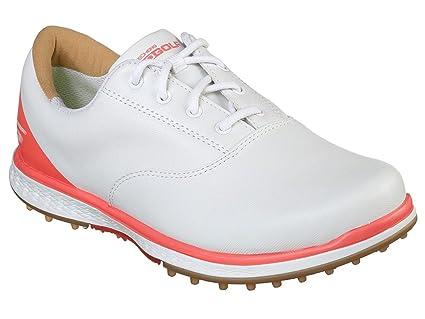 Skechers 2018 GO GOLF Elite 2 Womens Spikeless Leather Ladies Golf ... 511714fafc5