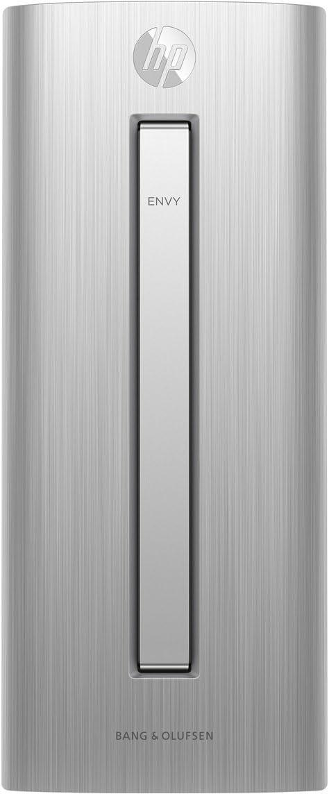 HP ENVY 750-124 Intel Core i7-6700, 16GB, 2TB HD, Windows 10 Mini-Tower PC (Renewed)