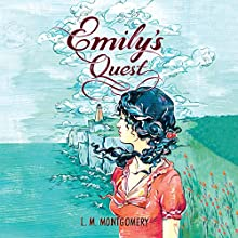 Emily's Quest Audiobook by L. M. Montgomery Narrated by Laural Merlington