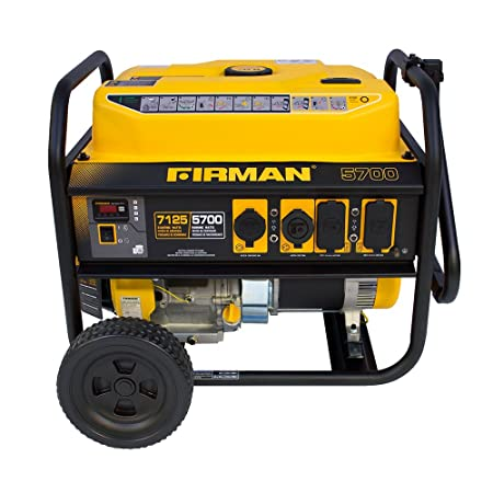 Amazon.com: Firman Power Equipment P05701 generador ...