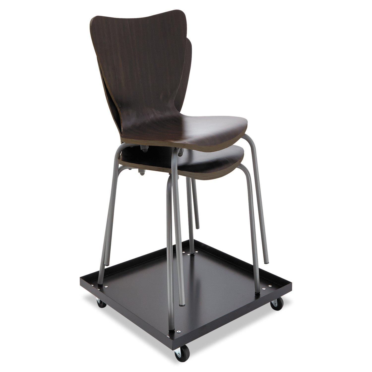 Amazon Alera SCCART Stacking Chair Dolly 22 1 2w x 22 1 2d
