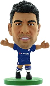 Soccer Starz - Chelsea Diego Costa - Home Kit (2017 Version) / Figures