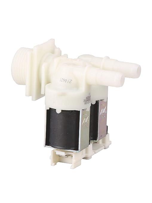 SpareHome Electrovalvula para lavadoras Bosch Siemens y Balay ...