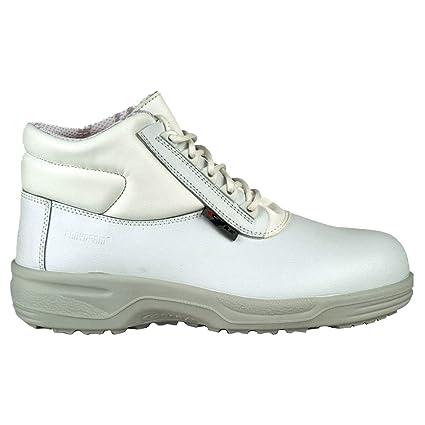 Cofra 77740 – 006.w35 Ulisse S2 SRC – zapatos de seguridad talla 35 BLANCO