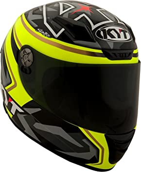 Amazon.es: KYT casco Moto Integral KR-1, Espargaro Replica 2022 ...