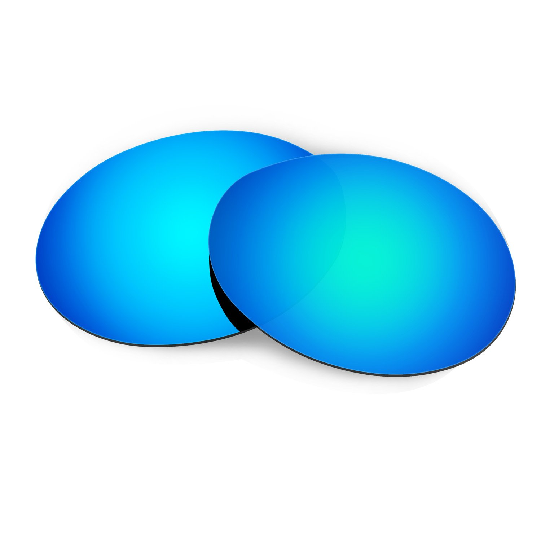Hkuco Plus Mens Replacement Lenses For Oakley Romeo 1 Sunglasses Blue Polarized