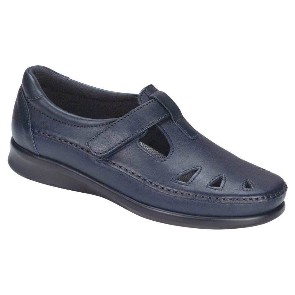SAS Women's Roamer Slip-on B01M5G34X1 12 M (M) (B) US|Navy