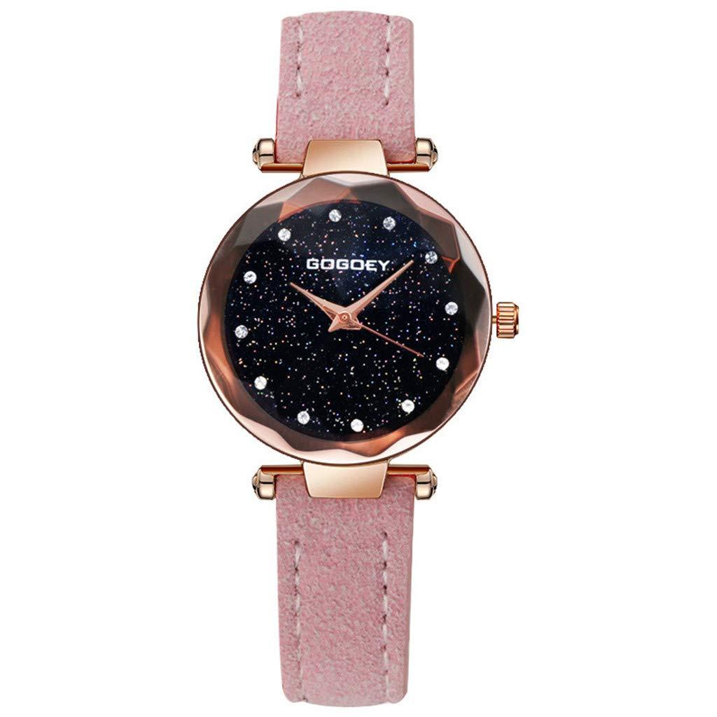 Darringls_Reloj GOGOEY,Reloj de Cuarzo de aleación analógico Casual ...