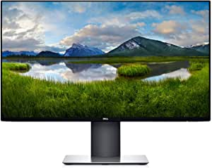 Dell U2419H 24 Inch UltraSharp LED-Backlit, Anti-Glare, 3H Hard Coating IPS Monitor - (8 ms Response, FHD 1920 x 1080 at 60 Hz, 1000:1 Contrast with Comfortview, DisplayPort, VGA, HDMI and USB)
