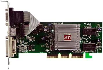 ATI Radeon 9250 - Adaptador de tarjetas gráficas AGP (128 MB ...