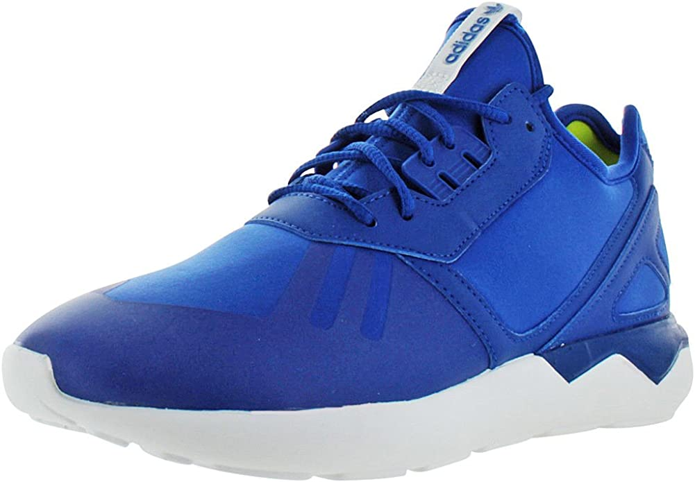 recurso marco Repetido  Amazon.com | adidas Tubular Runner K Shoes Boys/Girls Sneaker Royal Blue |  Running