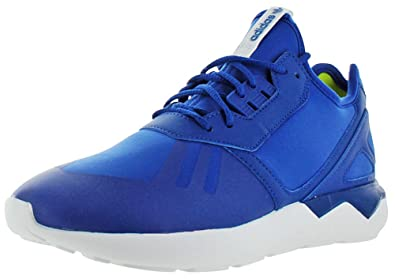 e9312aa20b3378 adidas Tubular Runner (Kids) Royal White