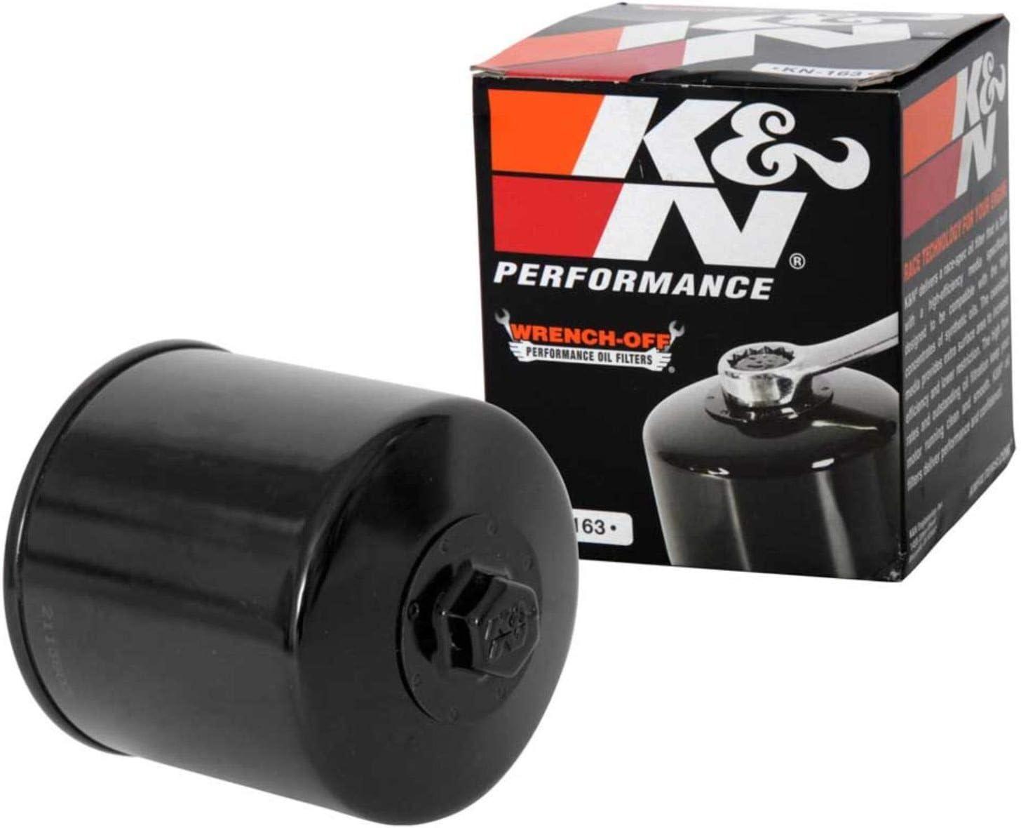 K/&n Filtre à huile Premium kn-164
