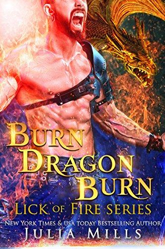 amazon com burn dragon burn lick of fire dragon guard series book