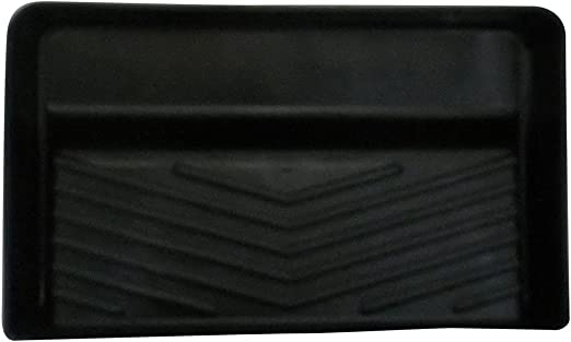 18-inch Linzer Products # RM418 Paint Roller Tray Renewed Black One tray included.