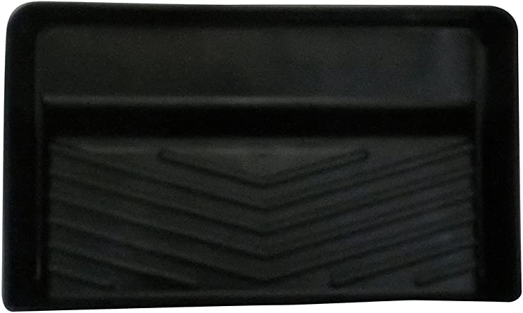 Amazon Com Linzer Products Rm418 Paint Roller Tray 18 Inch Black One Tray Included Home Improvement